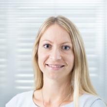 This image shows Annika Neubauer, geb. Konzelmann