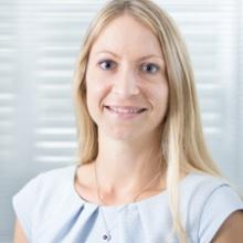 This picture showsAnnika Neubauer, geb. Konzelmann
