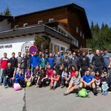 Foto from last group trip at Kleinwalsertal
