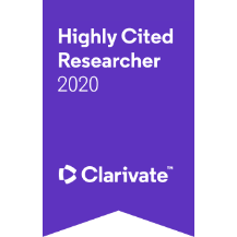 Ribbon of Highly Cited Researchers